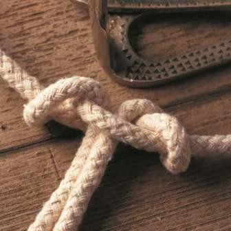 Furling knot,скорняжный узел,завязывать узел,веревка,линя,корневая часть