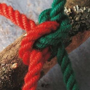 Вязать узлы,охотничий узел,узел хантера,Фил Д. Смит,верхолазный узел,веревка,петля,закрытая петля,ходовой конец,Hunting Knot