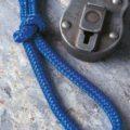 Хирургическая петля,бегущий простой узел,тройная краевая петля,узел,завязать узел,Running simple node