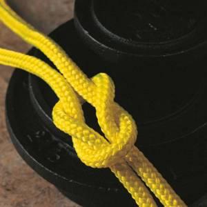 Строповый узел,разноцветная цепочка,узел,строительная площадка,ходовая петля,вязать узлы,в портах,The sling unit,затянуть узел